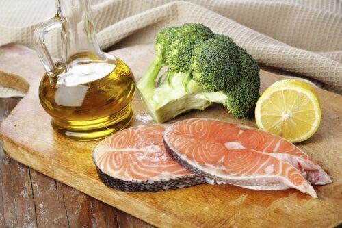 Acidi grassi omega 3