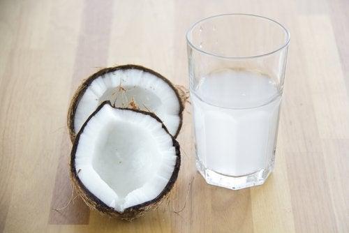 L'acqua di cocco