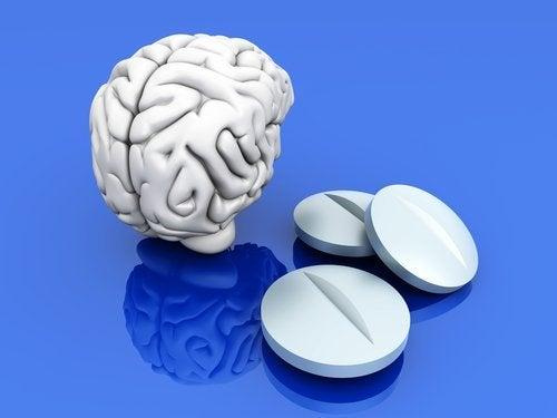 Ansiolitici e cervello