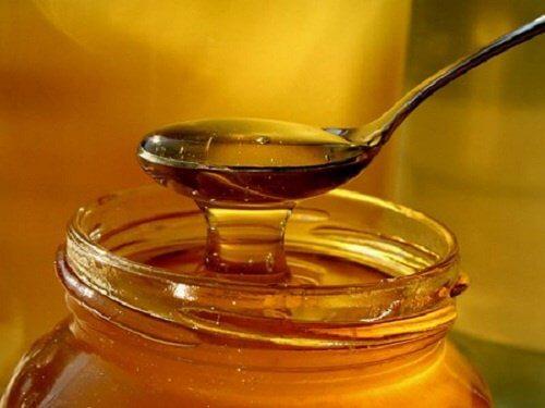 Un barattolo di miele