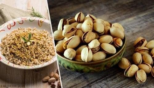 I pistacchi e i loro incredibili benefici