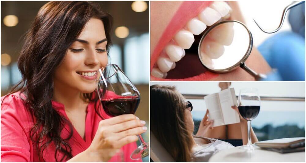 8 motivi per bere vino rosso (con moderazione)