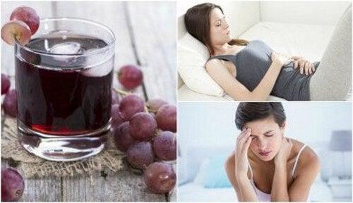 Succo d'uva: 6 benefici di un consumo regolare