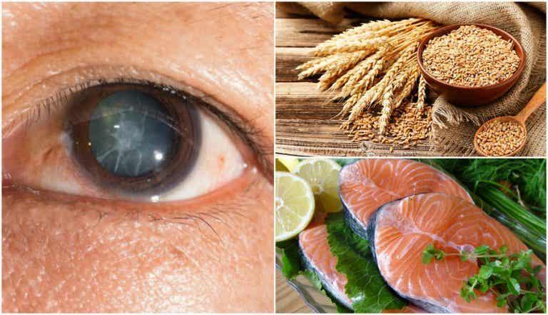 Ridurre il rischio di cataratte: 7 alimenti