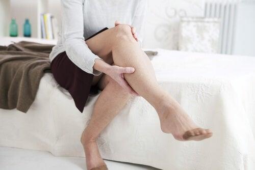 Circolazione delle gambe