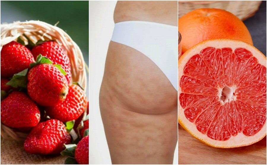 Frutta contro la cellulite da aggiungere alla dieta