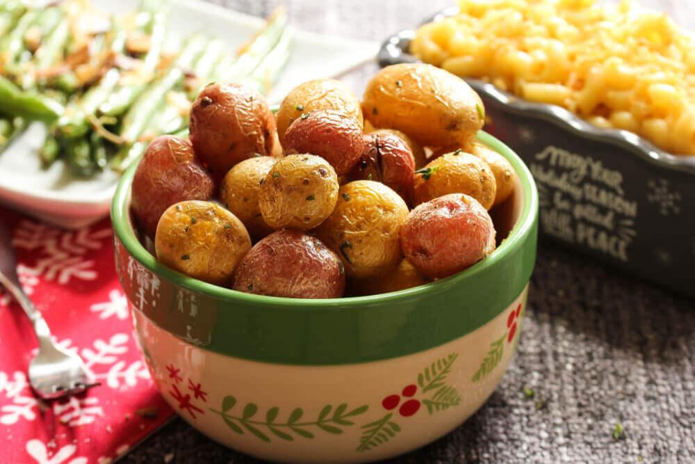 Cucinare le patate in modo sano e saporito
