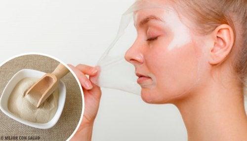 Maschere peel off per rivitalizzare la pelle