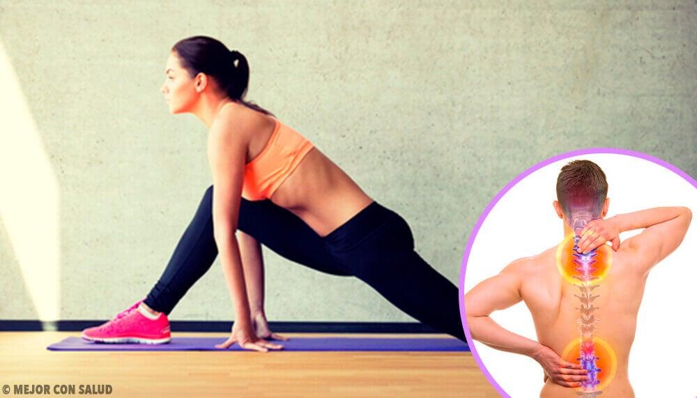 6 esercizi per tonificare la schiena