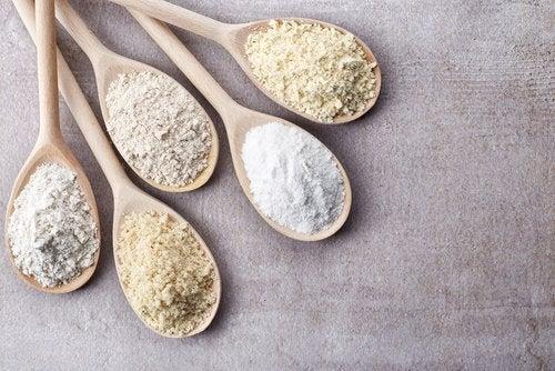 è bene non eccedere nel consumo di farina