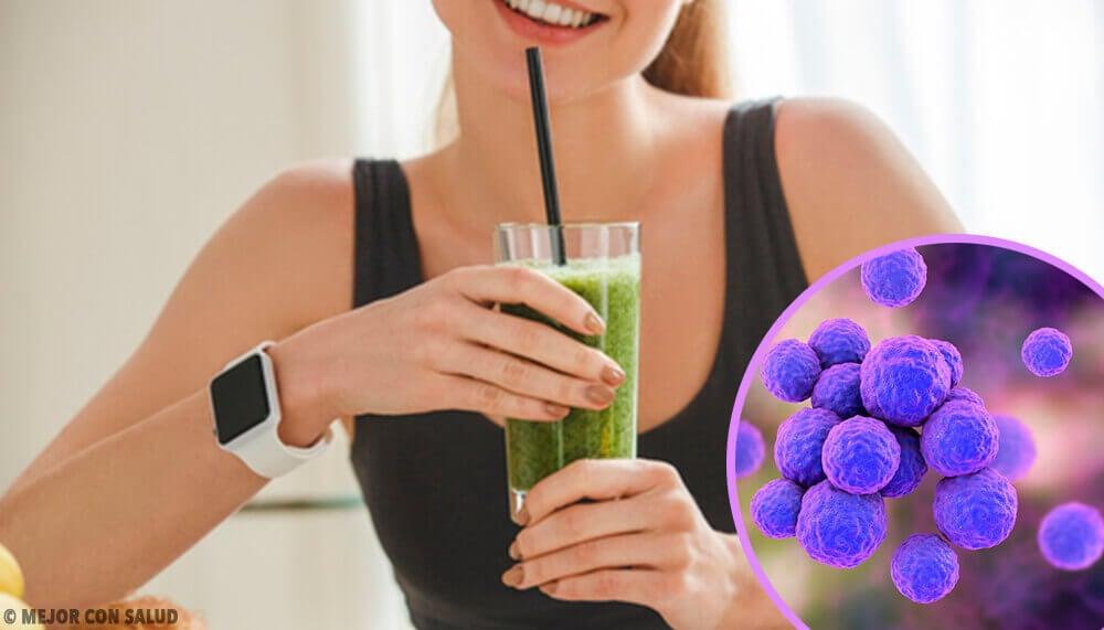 Eliminare le tossine con 4 frullati naturali