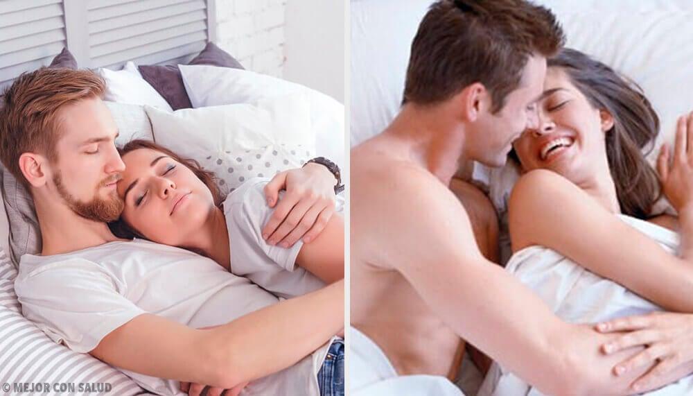 Coppie felici: 5 gesti prima di dormire