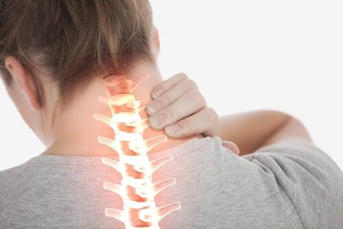 Infiammazione della colonna vertebrale