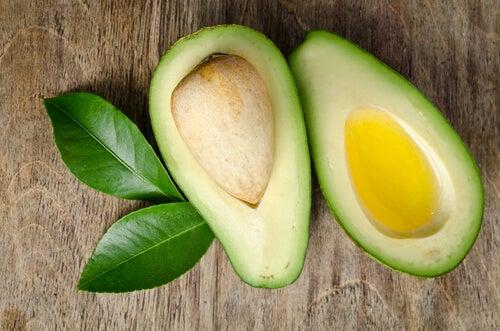Nutrienti dell'olio di avocado