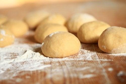 Pane di farina raffinata