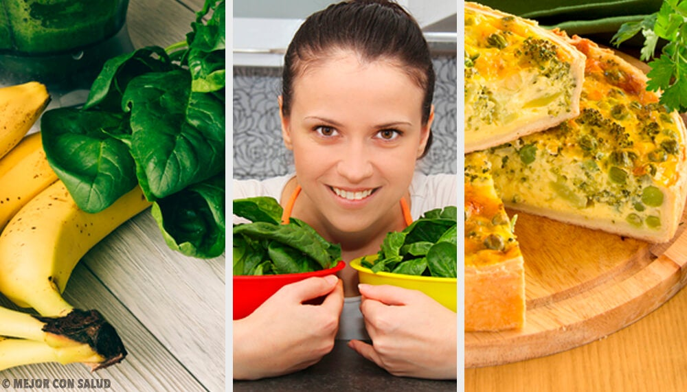 Spinaci: 5 ricette per arricchire i vostri menù