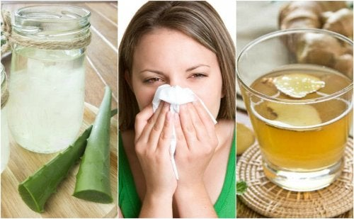 Rinite allergica: si cura con 5 rimedi naturali