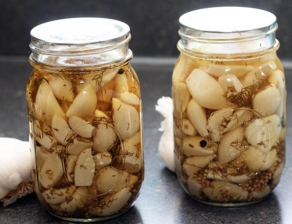 Rimedio naturale all'aglio e arancia