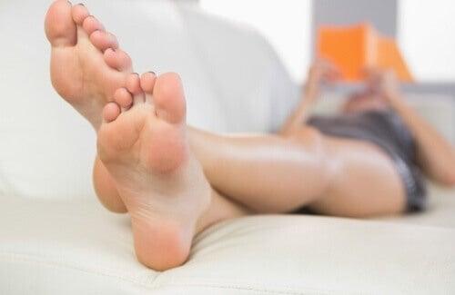 Salute dei piedi
