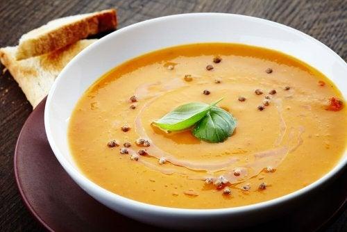 Zuppe detox di verdure