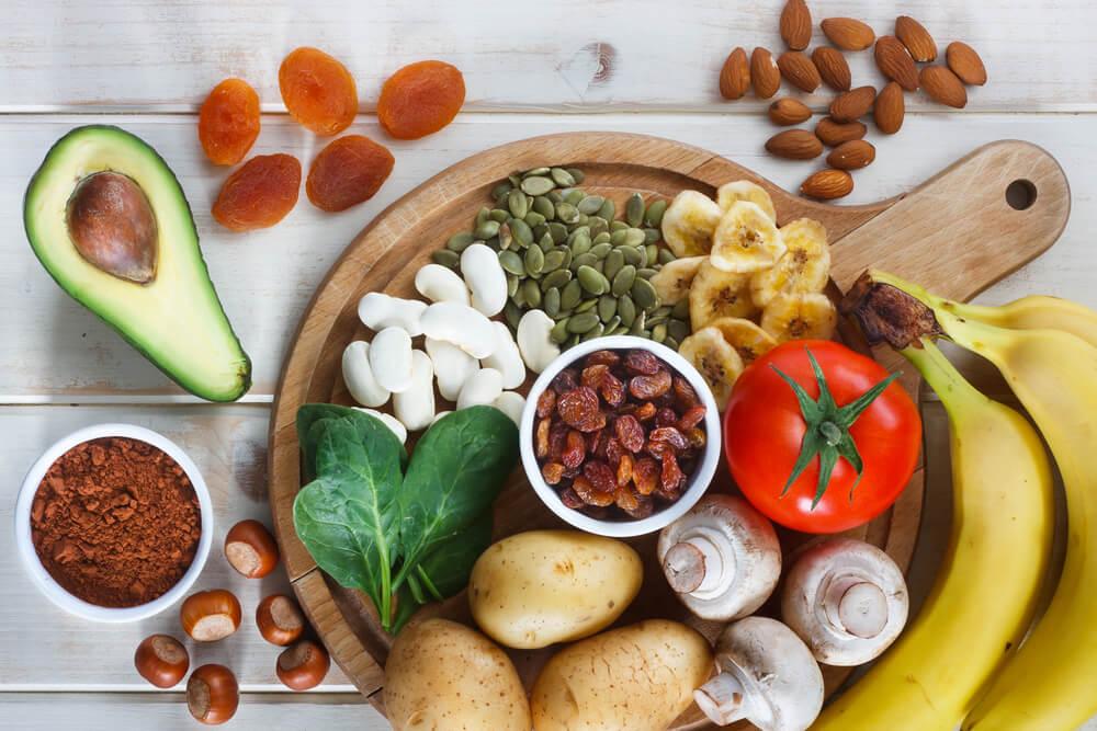 Alimenti ricchi di potassio da includere nella dieta