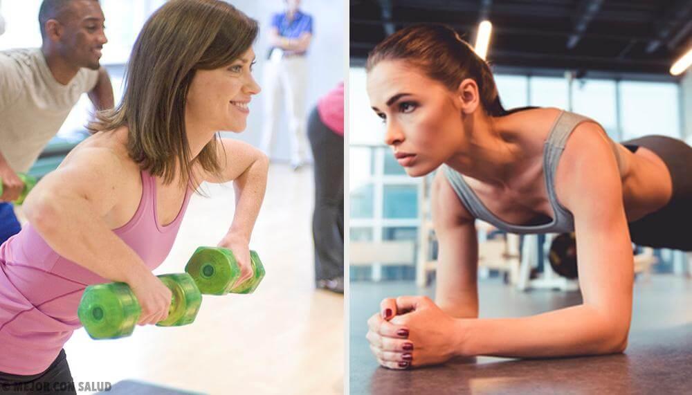 Ridurre il seno grazie a 5 esercizi