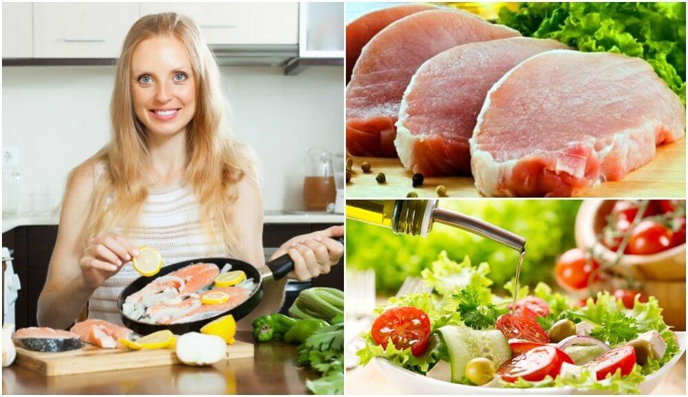 Cucina sana e dietetica: 6 consigli