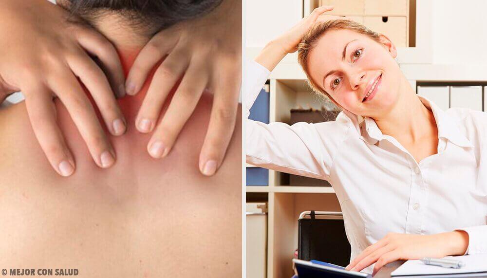 Alleviare il dolore al collo: 6 semplici esercizi