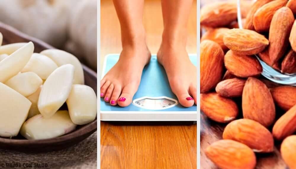 Alimenti chetogenici per perdere peso
