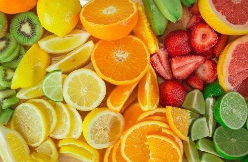 Frutta ricca di vitamina C