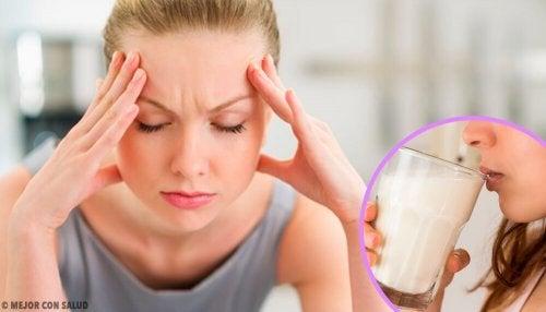 Ridurre lo stress con bevande naturali