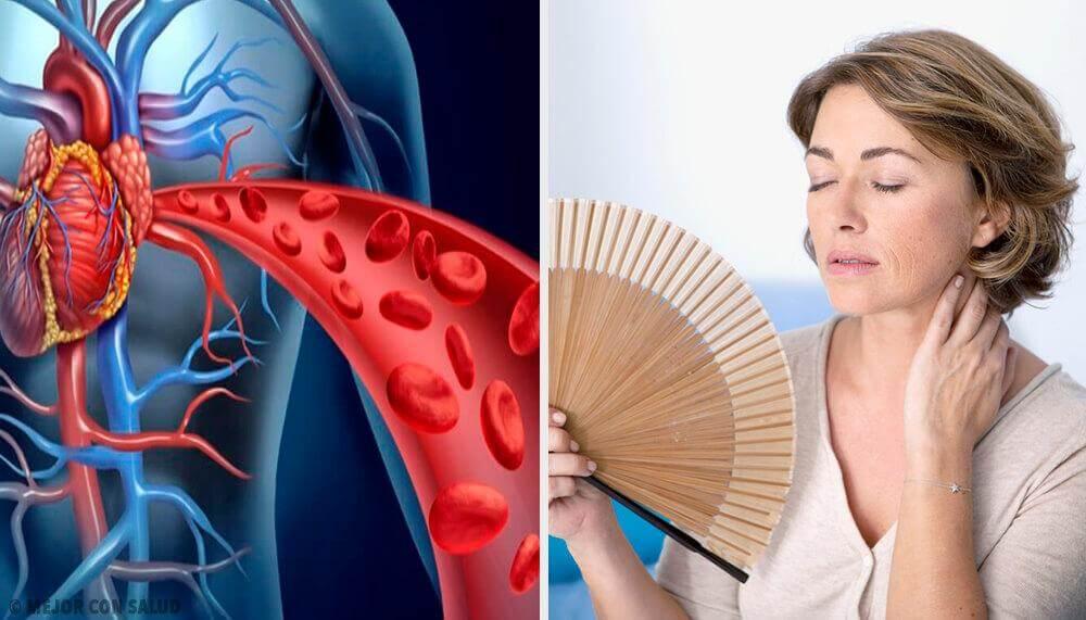 Effetti della menopausa sulla salute cardiaca