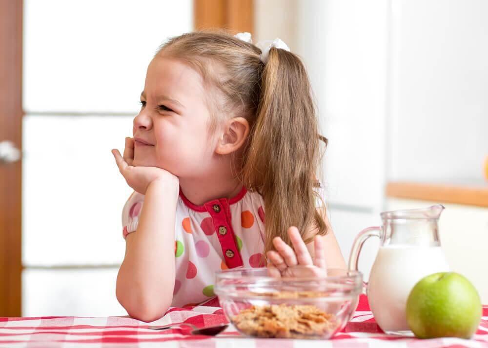 Inappetenza nei bambini: facili soluzioni