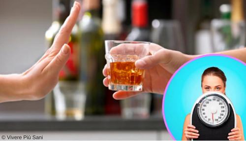 il whisky ti aiuta a perdere peso