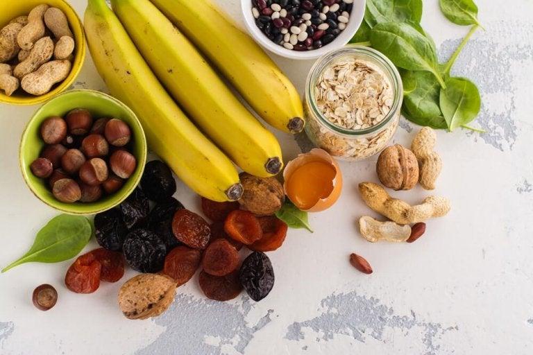 Gli alimenti più ricchi di potassio da includere nella dieta