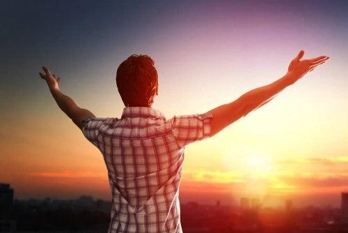 Assumere un atteggamento positivo verso la vita