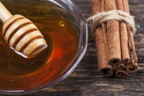 Cannella e miele