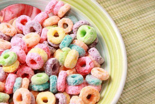 Cereali zuccherati