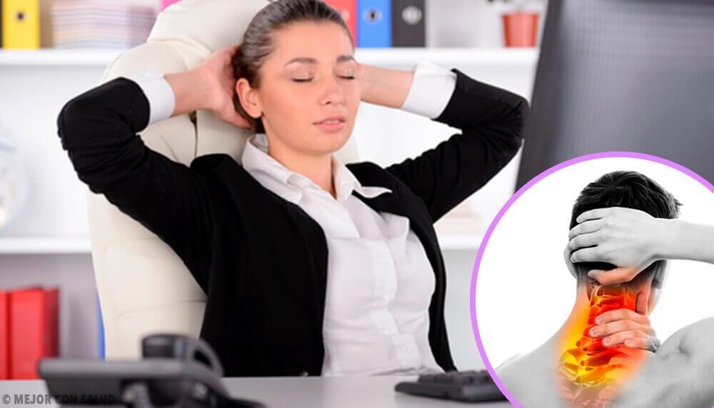 Contrattura cervicale: sintomi, cause e trattamento