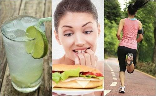 Fame nervosa: 6 consigli per combatterla