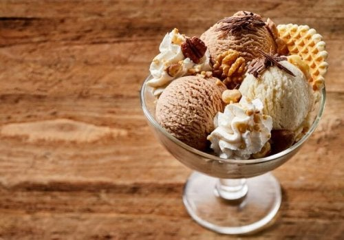 gelato per diabetici