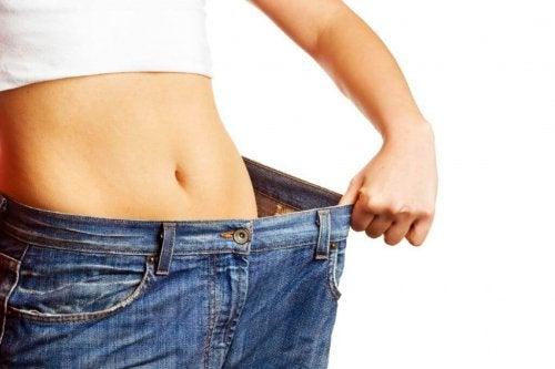 Coriandolo e perdita di peso