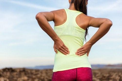 Stanchezza muscolare