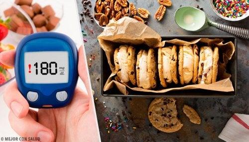 Dolci per diabetici: 4 gustose ricette
