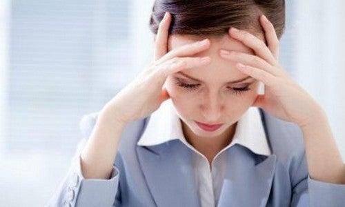 Preoccupazione cronica: 3 effetti sulla salute
