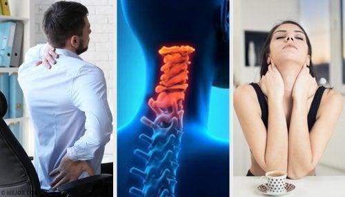 Dolore cervicale: semplici esercizi per calmarlo
