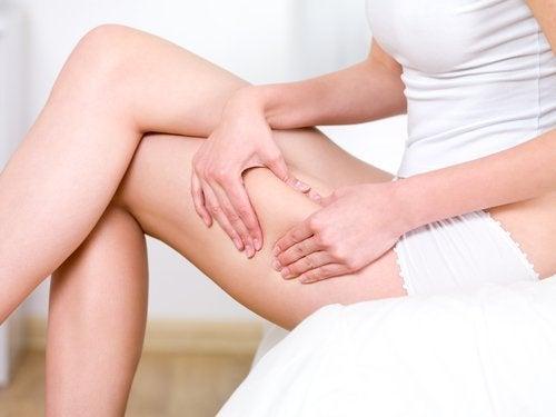 Esercizi specificamente progettati per combattere la cellulite