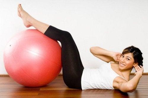 Esercizio per il pavimento pelvico