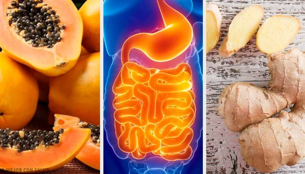 Difficoltà digestive: frutta e piante medicinali