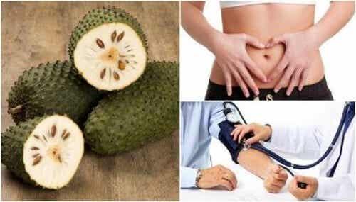 7 buone ragioni per inserire la guanabana nella dieta
